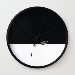 Ashore Wall Clock