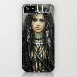The Conqueror iPhone Case