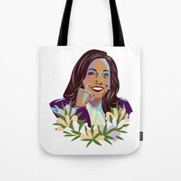 Madam Vice President for the People Tote Bag
