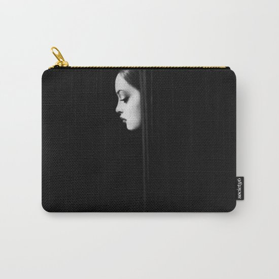 Back in Black Carry-All Pouch