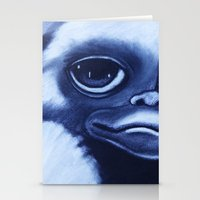 gizmo Stationery Cards featuring GIZMO by John McGlynn