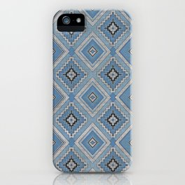 Indi-abstract#02 iPhone Case