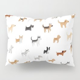 Lots of Cute Doggos Pillow Sham