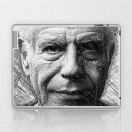 Anthony Bourdain Laptop & iPad Skin