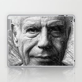 Anthony Bourdain Laptop & iPad Skin