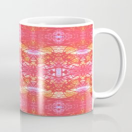 Waves of pink Coffee Mug