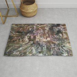 Jasper Textured Squares Rug