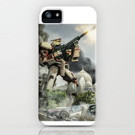 Astray Shooting iPhone Case