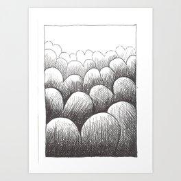 Kera Damo 012 Art Print