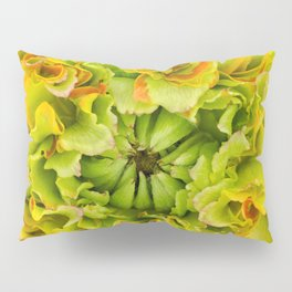 Pon Pon Trilly Ranunculus Pillow Sham