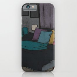 My Living Room iPhone Case