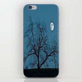 Full Moon 11-8-11 iPhone Skin