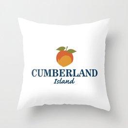 Cumberland Island - Georgia. Throw Pillow