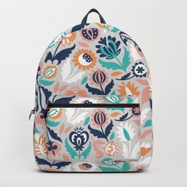 Flower magic Backpack