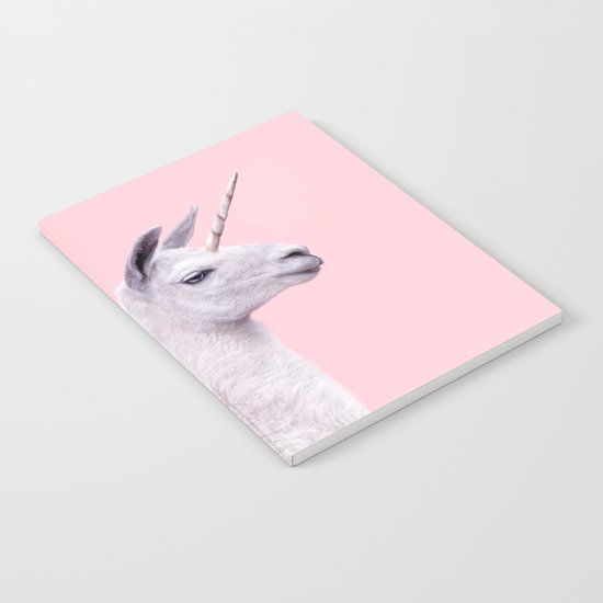 UNICORN LAMA Notebook