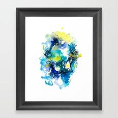 The Birth of Stars Framed Art Print