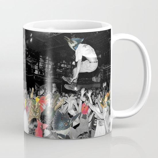 Twitter Mob Mug