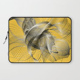 Abstract Fish Laptop Sleeve