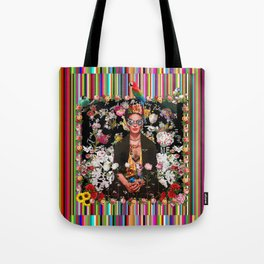 Frida OTT Kahlo You Are Too Much Tote Bag
