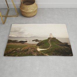 Tŵr Mawr Lighthouse Rug