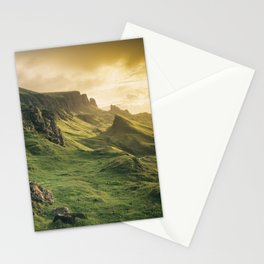 Mesmerized By the Quiraing IV Stationery Cards