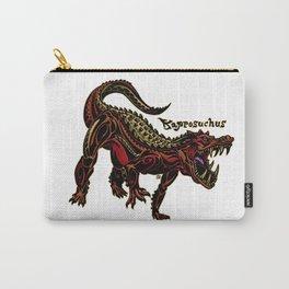 Kaprosuchus (Archosaurs Series 1) Carry-All Pouch