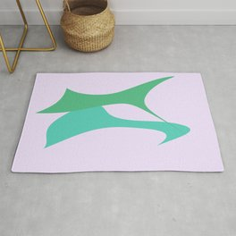The crocodile Rug