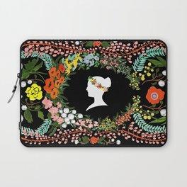 Language of Flowers  Laptop Sleeve