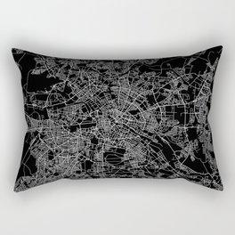 Berlin map Rectangular Pillow