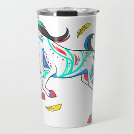 Native Spirit 2 Travel Mug