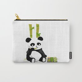 SOLD! Kung Food Panda Carry-All Pouch