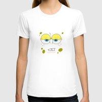 spongebob T-shirts featuring SpongeBob by Thorin