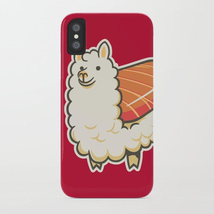 Alpaca Sushi Niguiri II iPhone Case