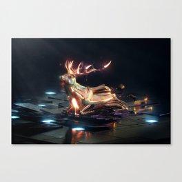 Vestige-4-36x24 Canvas Print