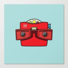 #42 Viewmaster Canvas Print
