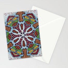 Dreams Mandala - מנדלה חלומות Stationery Cards