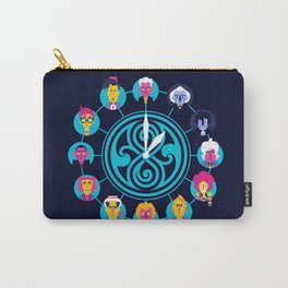 Who's time is it? Carry-All Pouch