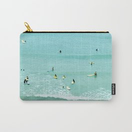 Surfing vintage. Summer dreams Carry-All Pouch