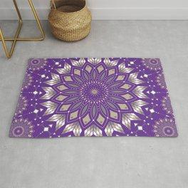 Ancestors (Purple) Rug