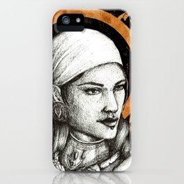 Ladies of Dragon Age: Isabela iPhone Case