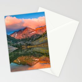 Maroon Bells Stationery Cards