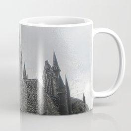 Castle Embossing Coffee Mug