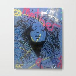 Taraji Metal Print