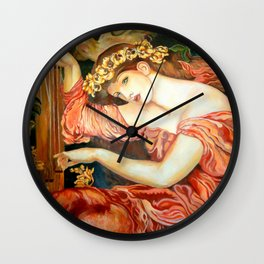Dream of Colors Wall Clock