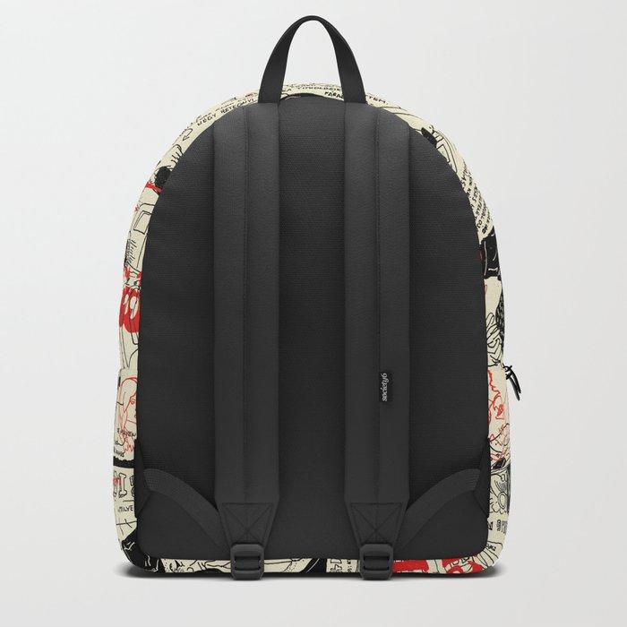 Green sli Backpack