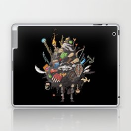 Let me guess, someone stole your sweetroll Laptop & iPad Skin