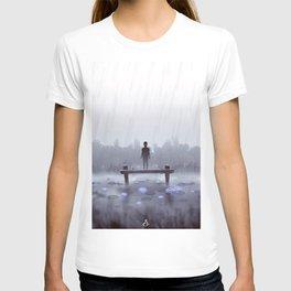 Ghost Lotus T-shirt