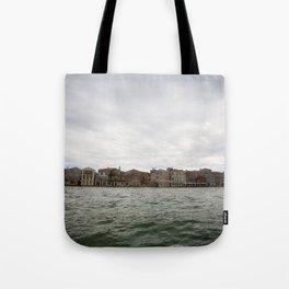 Venezia dal Mare Tote Bag