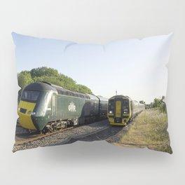Tiverton  Junction speed Pillow Sham