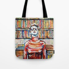 Vhs Vinilos Revisited Tote Bag